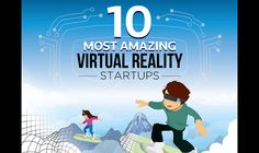 2016 has been a big year for virtual reality (VR) but 2017 will be even bigger. There is an abundance of venture capital investment for VR startups. As our visions of the future grows, we put together a list of 10 startups that are in the middle of this growth. Some are in augmented reality (AR) while others also dabble in mixed reality (MR). To select the top 10, our criteria was simple: find the most imaginative VR companies. Some of these are already popular while others are picking up…
