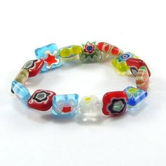 Glass beads baby bracelets Wholesale,4-5 inch,#08 : OK Charms, China Wholesale Jewelry Accessories Marketplace