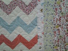 Quilted4You: Check out this quilt for Kathys 3 yr old granddaugher #quilting #longarm