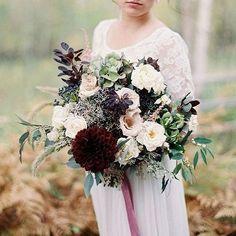 Stunning bridal flowers