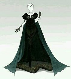 black majesty dress.