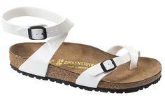 81a8988e86dd Birkenstock Yara Women s Leather Ankle Strap Sandal Birkenstock Sandals