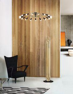 Ultimi Design Trends Mobili per Home, Estate 2013 | Spazi di Lusso | #Delightfull #100Design #Decorex #MO13