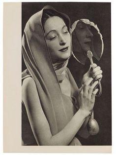Man Ray- Nush Eluard, Le temps déborde , 1947 par Paul Eluard - Photographies Dora Maar & Man Ray. Ed° es Cahiers d'Art, Paris