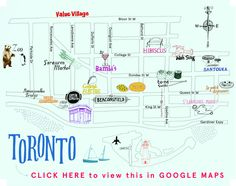 Check out Hazel Ong's Toronto in The Magazine now.