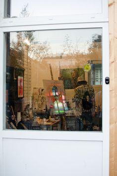 Kunst am Kanal - Wohin in Wien (c) STADTBEKANNT - Das Wiener Online Magazin | Langhammer Online Magazine, Aquarium, Painting, Road Trip Destinations, City, Art, Aquarius, Fish Tank, Painting Art