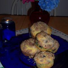 Blueberry Cake / Muffins