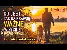 Piotr Pawlukiewicz - Co w życiu jest na prawdę ważne? What Is Like, Youtube, Movies, Movie Posters, Catholic, Film Poster, Films, Popcorn Posters, Film Books