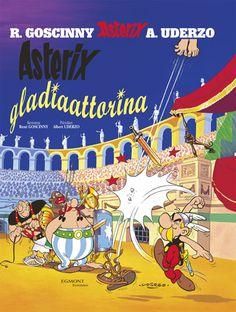 Asterix gladiaattorina