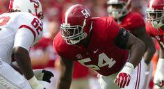 'Freak of nature' Dalvin Tomlinson continues to shock his teammates: #Alabama #RollTide #Bama #BuiltByBama #RTR #CrimsonTide #RammerJammer