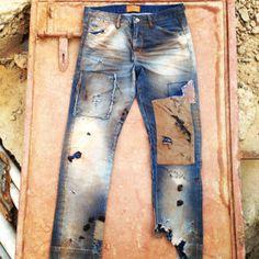 Denim Clothing Company PV Denim trend collection:  Vintage replica