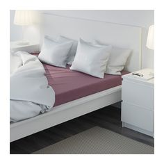 GÄSPA Fitted sheet - Queen - IKEA