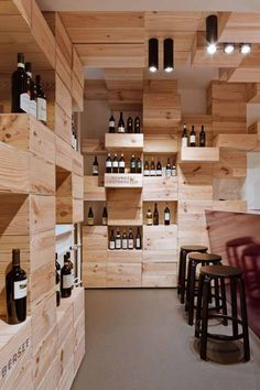 Amazing Wine Store Interior 4