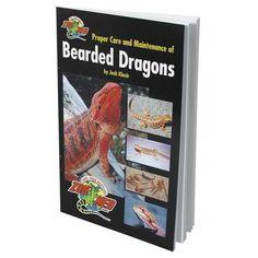 Bearded Dragon Book - Proper Care.
