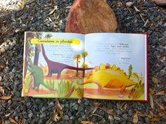 Los dinosaurios. Buena información, ilustraciones amigables