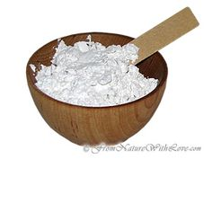 Coral Calcium Powder - add to masks for face body and hair