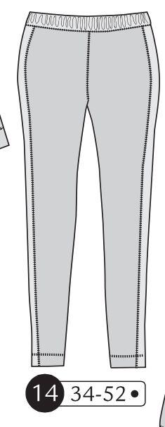 Pour Moi Damen Schlafanzughose Sofa Love Trouser