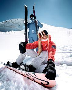 Ski Bunnies, Snowboarding Style, Snowboard Girl, Ski Girl, Snow Skiing, Winter Pictures, Ski Season, Ski Ski, Minimalist House
