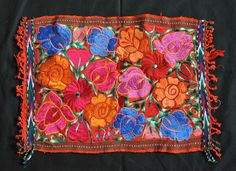 Guatemala Flowers Textile | Flickr - Photo Sharing!