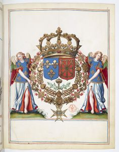 1000 images about heraldry of past and present on for Miroir louis xiii