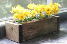 Serenity Now: Scrap Wood and Mason Jar Centerpiece (DIY Project Tutorial)
