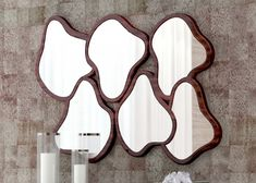 Miroir, mod: MARSELLA Cookie Cutters, Ideas, Home, Solid Wood, Contact Form, Grand Designs, Marseille, Mirrors, Luxury