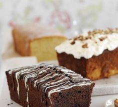 Elderflower crunch cake: Capture the essence of summer in this simple loaf cake with elderflower drizzle