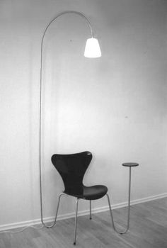No 7 chair by Arne Jacobsen with a fantastic twist!