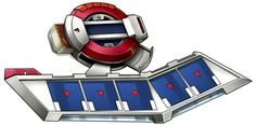 yugioh custom duel disk - Google Search Yu Gi Oh, Yugioh Duel Disk, Game Icon, Fantasy Weapons, Chivalry, Character Concept, Character Ideas, Digimon, Anime Style