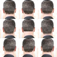 Blocked Rounded or Tapered? Choosing the Right Neckline Shape Mens Hairstyles Hair And Beard Styles, Curly Hair Styles, Barbers Cut, Boy Hairstyles, Formal Hairstyles, Summer Hairstyles, Wedding Hairstyles, Fade Haircut, Mens Haircut Back