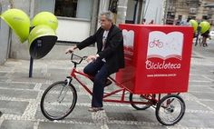 Bicycle library - I want to drive a trikemobile!