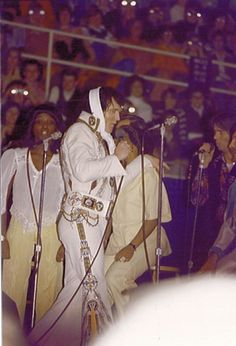Elvis Presley In Concert February 21, 1977  Charlotte, NC
