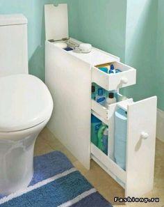 Ванная: декор и идеи хранения