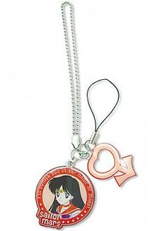Sailor Moon Phone Charm - Sailor Mars