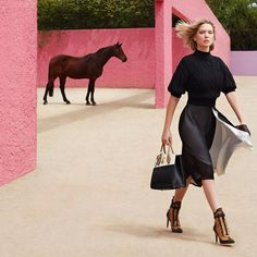 louis vuitton sends léa seydoux to mexico for their pre-fall campaign http://ift.tt/1pOdoYN #iD #Fashion