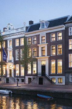 Waldorf Astoria Amsterdam, Netherlands is the FHRNews #AmexFHR #luxury #hoteloftheday for Sunday, February 26.