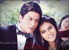 Shahrukh and Kajol in my Name is Khan.