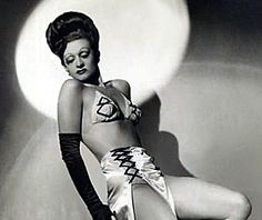 Moriah recommend best of vintage burlesque performers