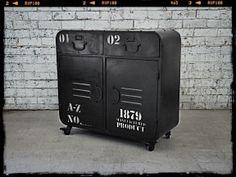 $399 Storage Cabinet - Locker For Sale - Iron Furniture | HolyFunk.com.au