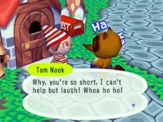 13 Ways Animal Crossing Will Stomp On Your Heart - the one in the picture is definitely just my life. through and through.