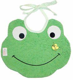 Frosch von Zigozago auf DaWanda.com  15x20,  12,5