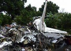 Armario de Noticias: Avión de carga ruso se estrella en Sudán del Sur