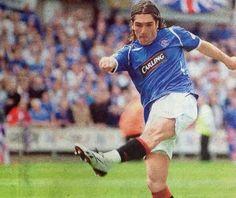 Pedro Mendes. Rangers
