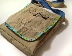 Como reciclar un pantalón