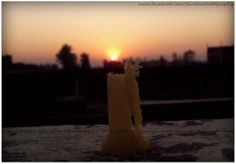 combination of sun and candle  - Photography by Pinder Bal at touchtalent 77886 at touchtalent 77886