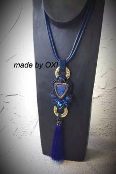 Одноклассники Tassel Jewelry, Handmade Beaded Jewelry, Seed Bead Jewelry, Wire Wrapped Jewelry, Bead Embroidery Patterns, Bead Embroidery Jewelry, Beaded Embroidery, Chunky Bead Necklaces, Chunky Beads