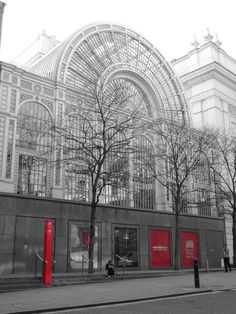 London, Covent Garden & The Stand, Royal Opera House