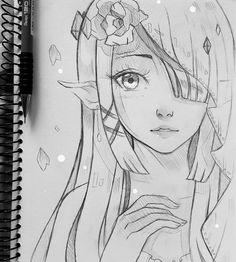 +Zelda - Wedding+ by larienne