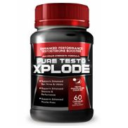 Pure Testo Xplode Review With Video – – Pure Testo Xplode To Have Exploding Energy And Lean Muscle! #MensHealthOnline #TestosteroneBooster #Supplement #SuperSexDrive #EnergyBooster #Review2016