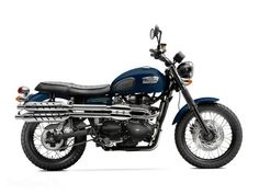 Modern-motorcycle-classic-Triumph-Scrambler